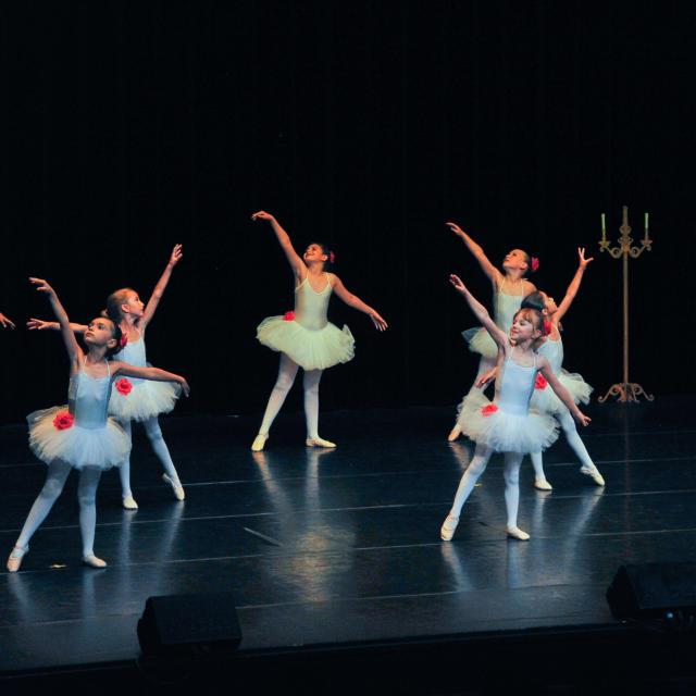 Danseur Conservatoire