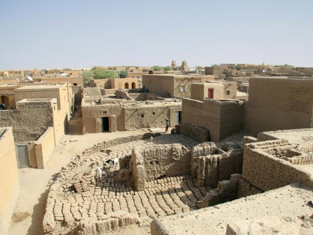 Ville jumelle - Tombouctou, Mali - Demeures tombouctiennes