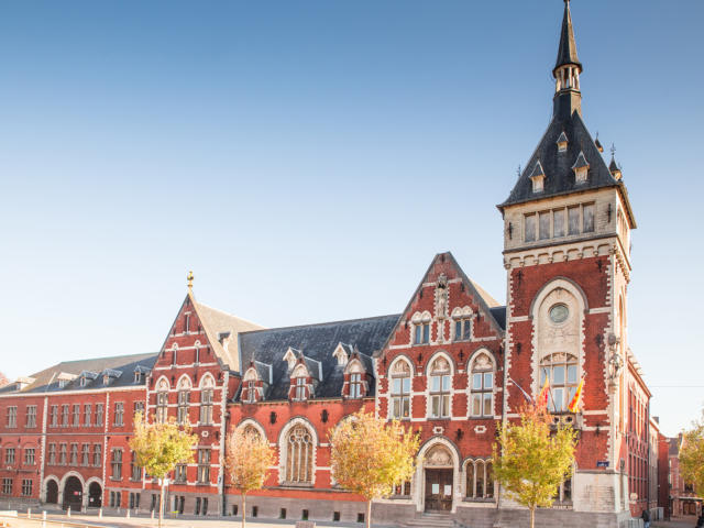 Ville jumelle - Nivelles Belgique - Palais de justice