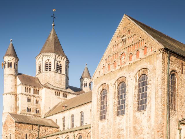 Ville jumelle - Nivelles Belgique - Saint Gertrude