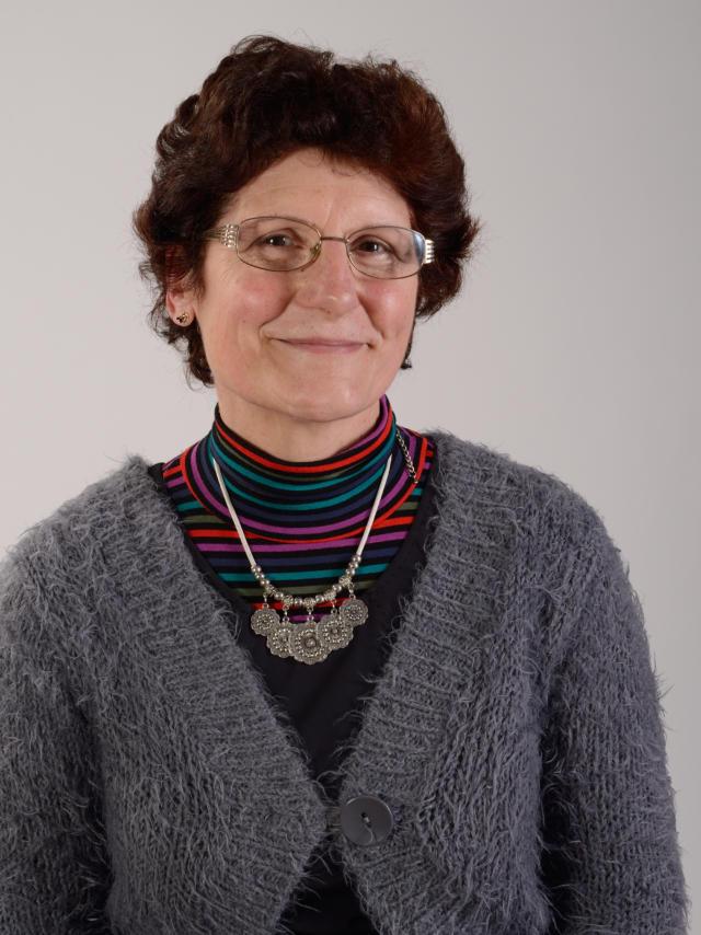 Brigitte Bertrand conseiller municipal