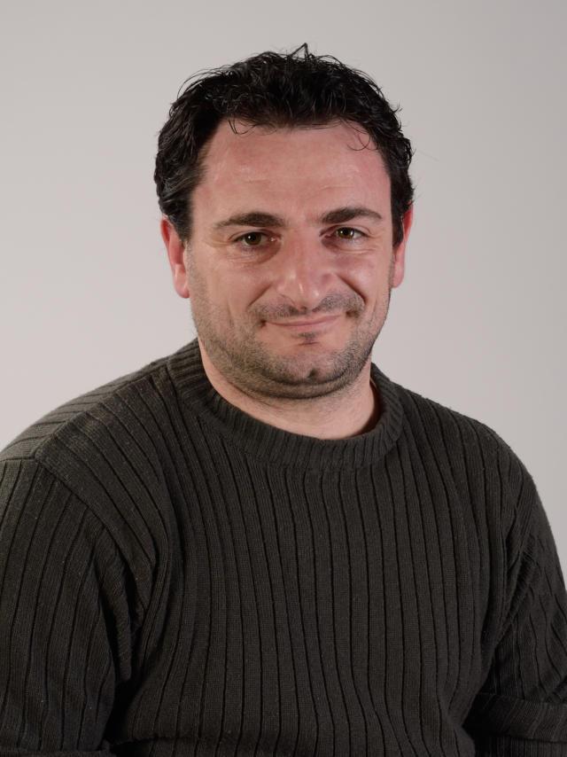 Nicolas Gazeau conseiller municipal