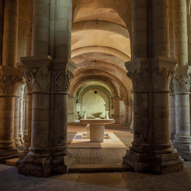 Crypte de Saint-Eutrope