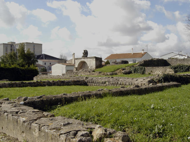 Thermes saintes
