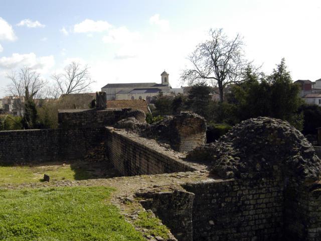 Thermes St Saloine