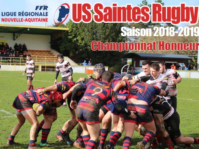US Saintes rugby