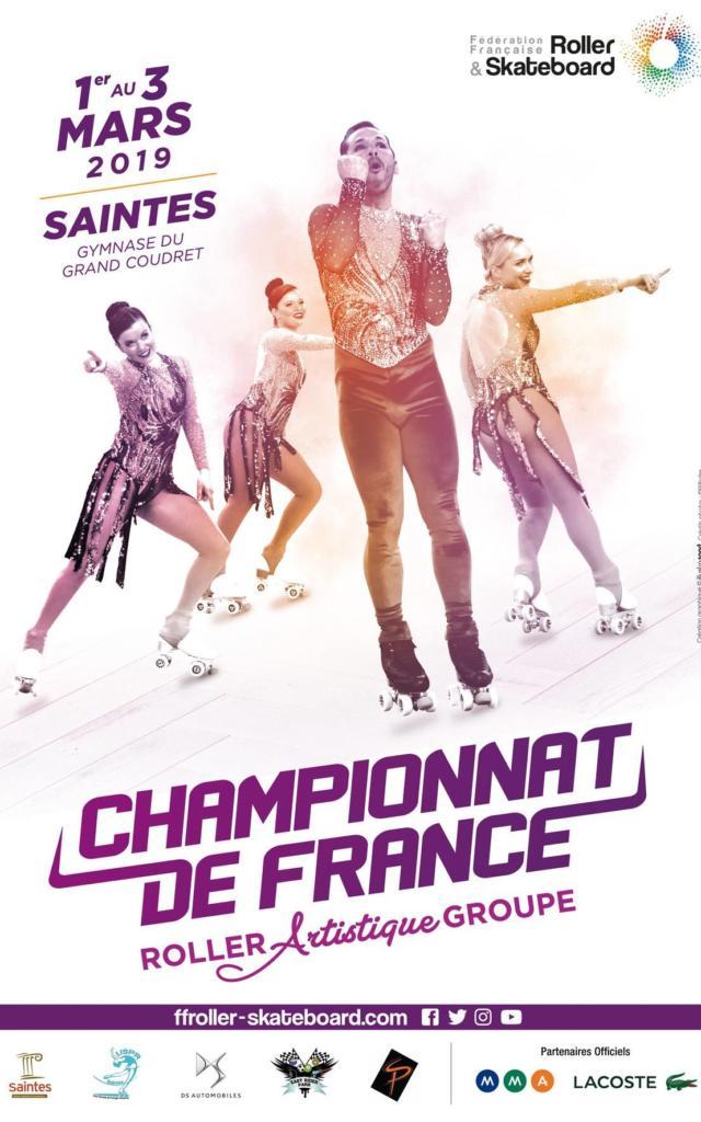 Championnat De France De Roller Artistique