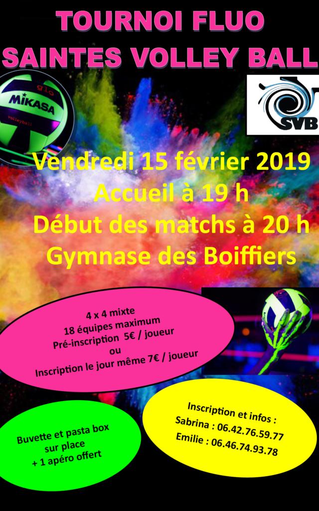Tournoi Volley Ball