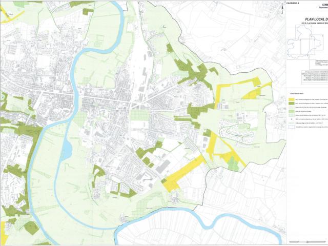 PLU -Trame Verte Et Bleue Est