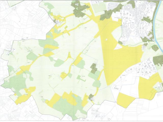 PLU - Trame Verte Et Bleue Sud