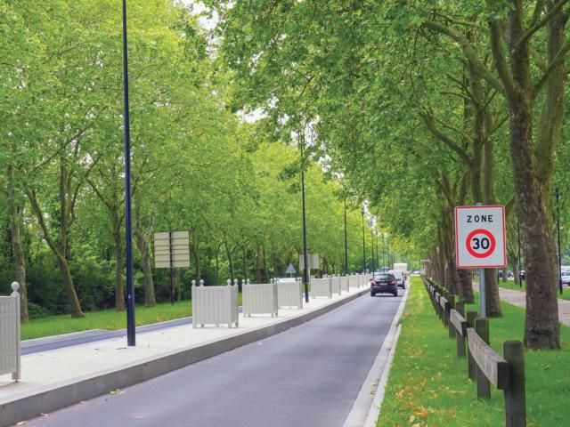 Avenue de Saintonge