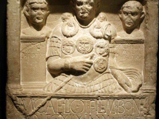 Stèle Xanten