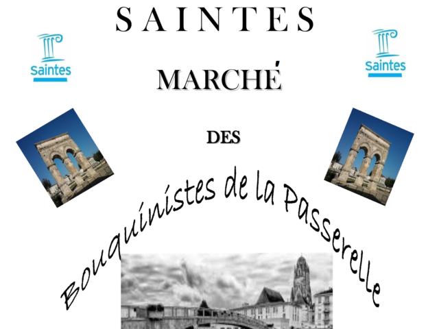 Bouquinistes De La Passerelle