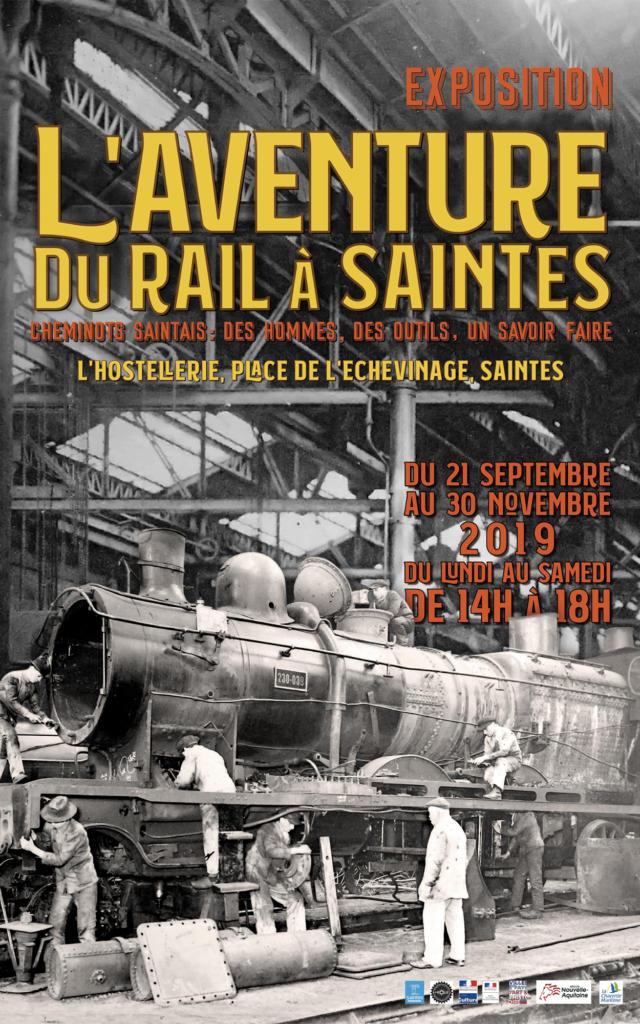 Expo Aventure Du Rail Saintes