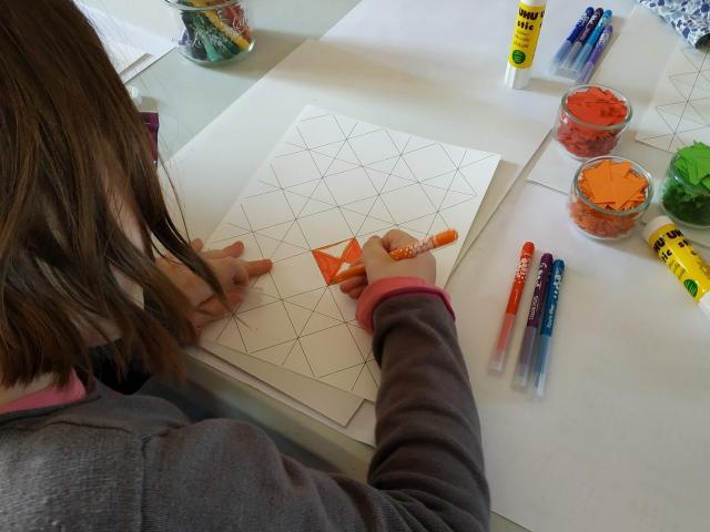 Amphi Photo Atelier Mosaïque