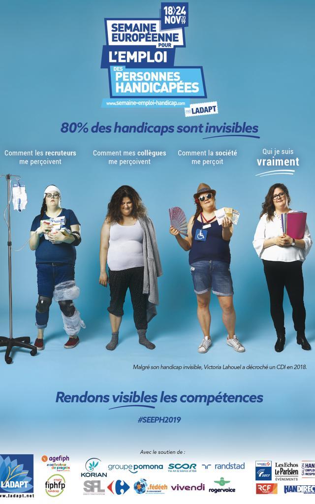Emploi Personnes Handicapées