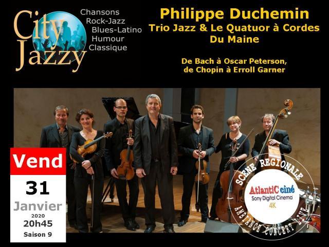 Philippe Duchemin Cityjazzy