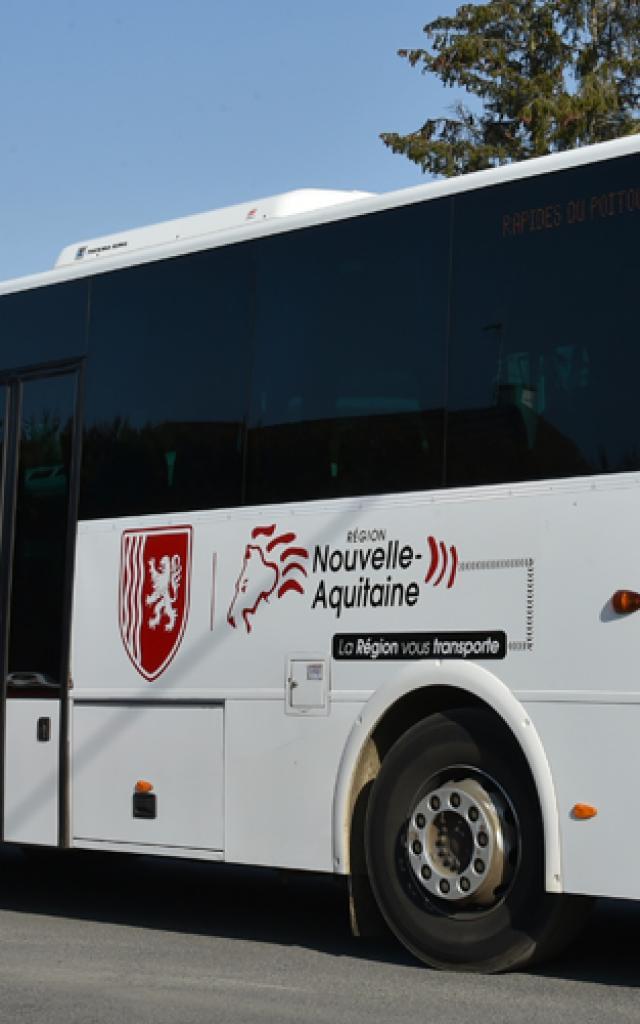 Bus Nouvelle Aquitaine