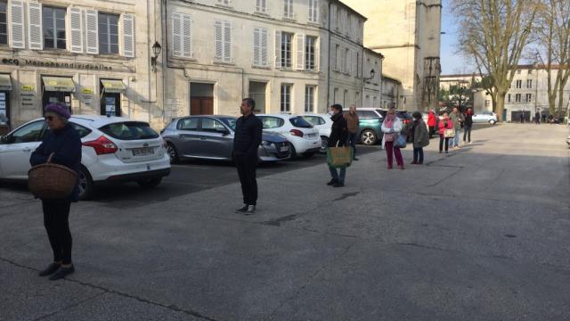 Marché St Pierre Exterieur