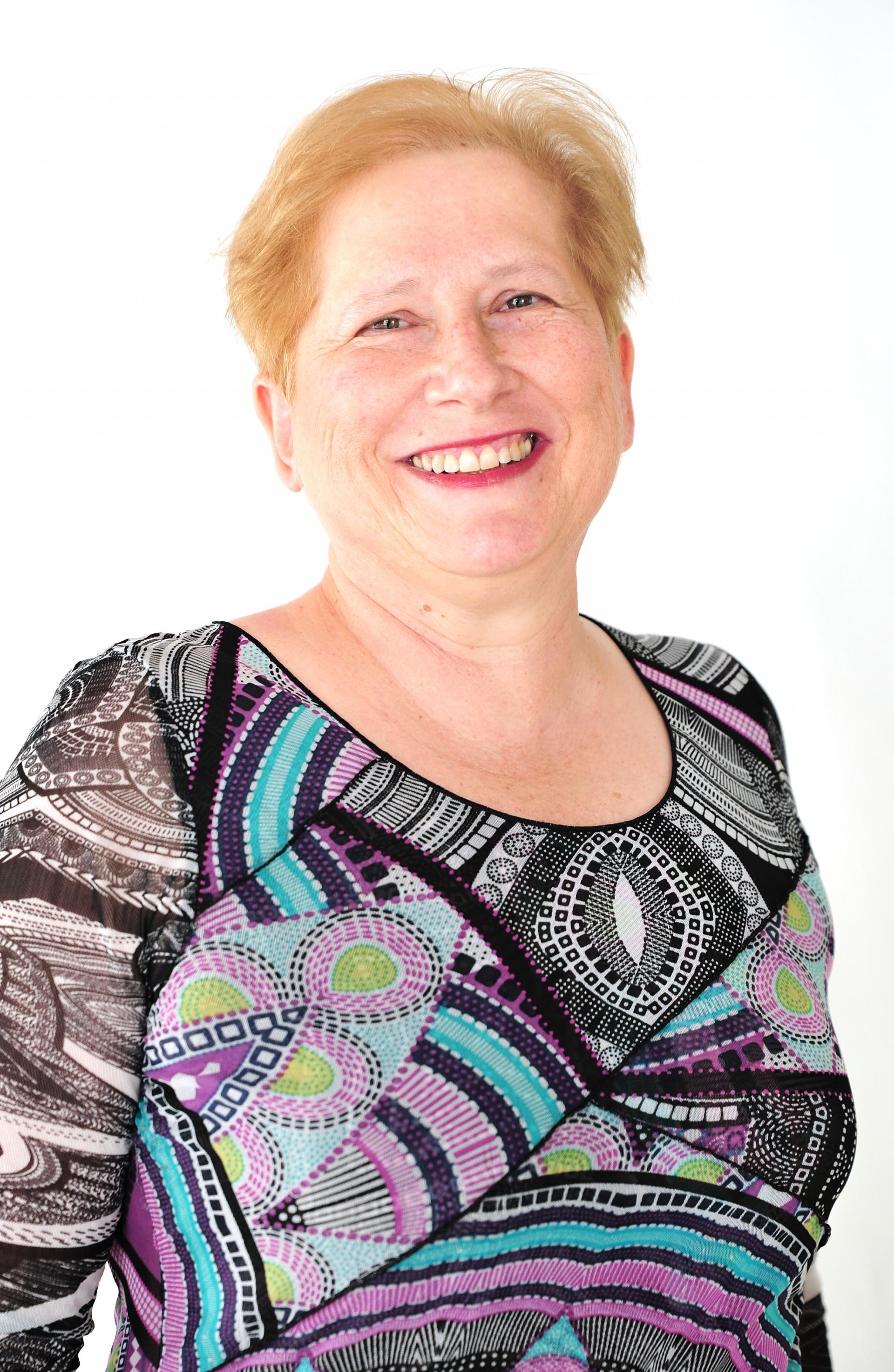 Renée Benchimol Lauribe