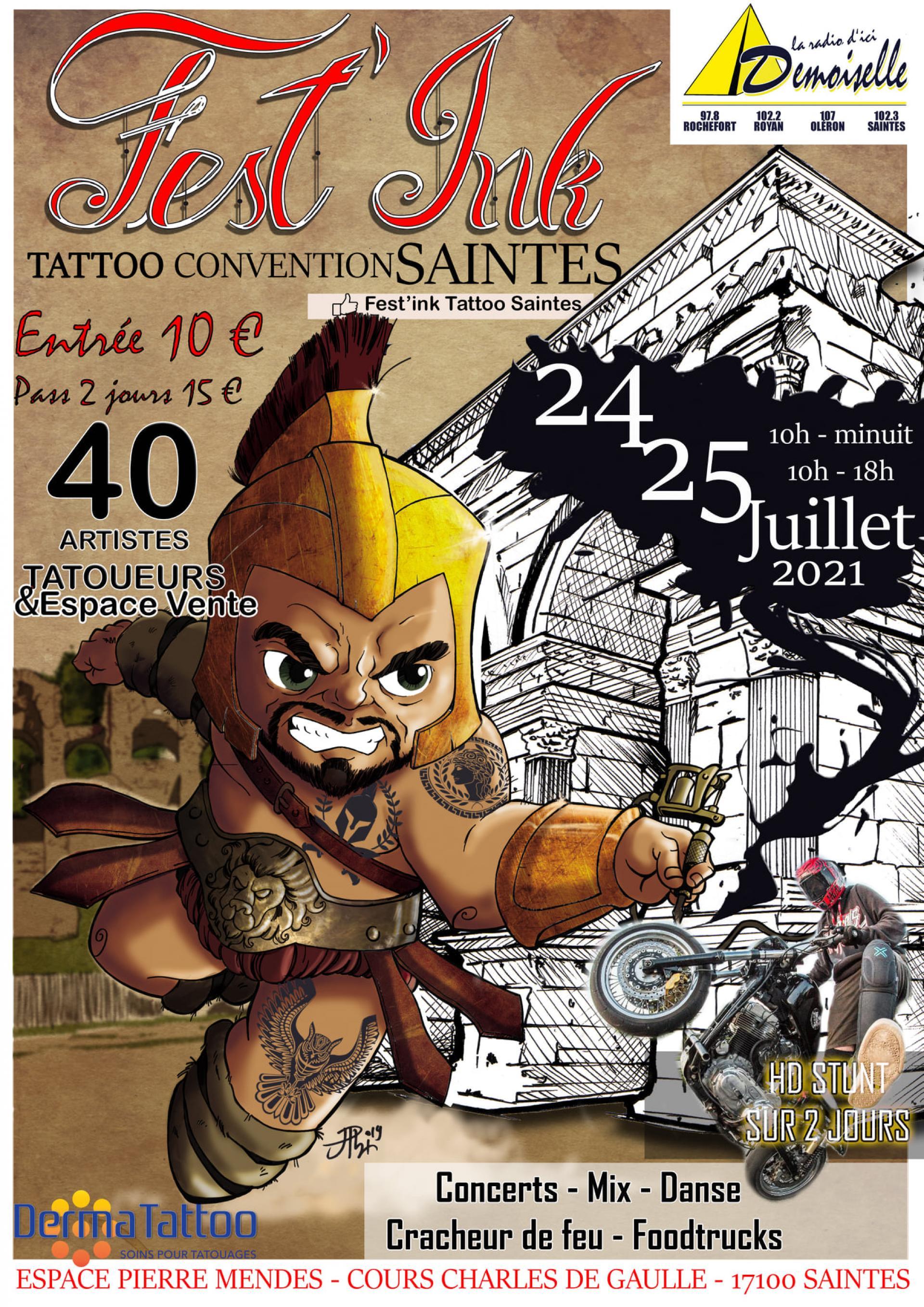 Fest'ink Tattoo 2021