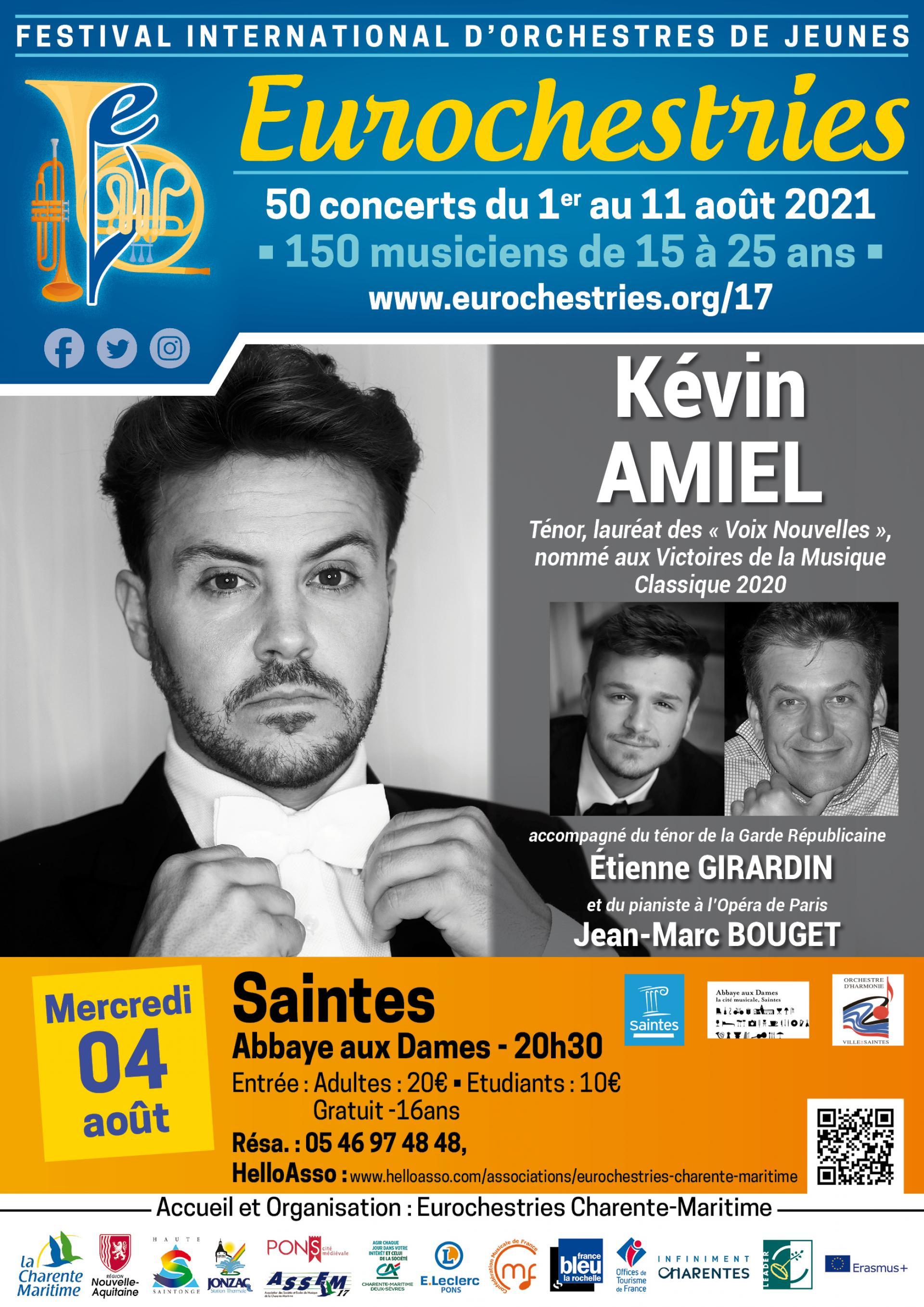Kevin Amiel Saintes