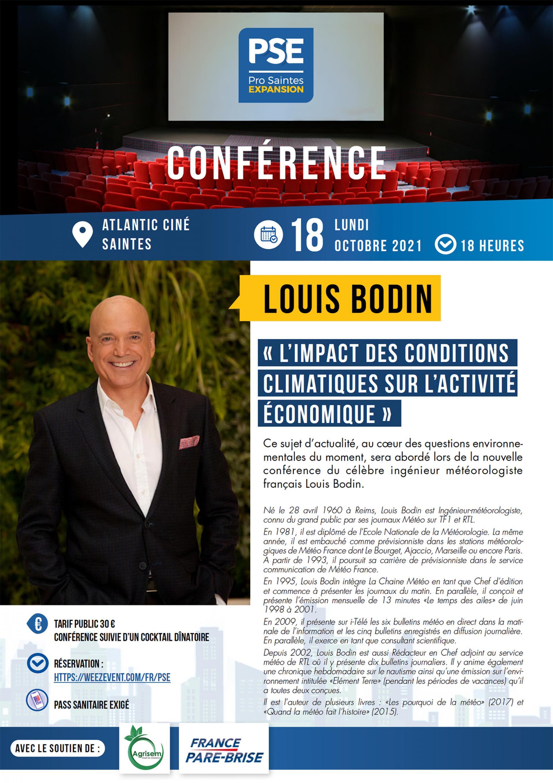 Conférence Louis Bodin